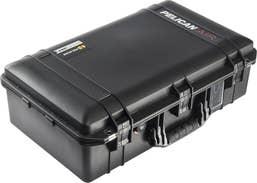 Pelican Air 1555 Case with TrekPak Dividers System - Black  (1555AIRBTREK)