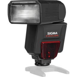 Sigma EF610 DG Super Flash - Nikon