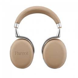 Parrot Zik 2.0 Wireless Bluetooth Headphones - Mocha