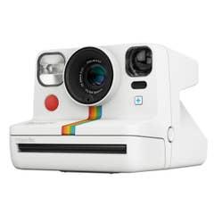 Polaroid Now + White