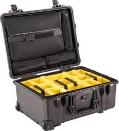 Pelican 1560SC Studio Case (Black)