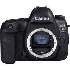 Canon EOS 5D Mark IV and EF 24-70mm f/2.8L II USM Lens