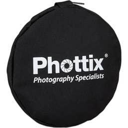 Phottix 120cm 5-in-1 Premium Reflector w/ Handles (PH86498)