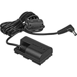 Canon DC Battery Charger Coupler to suit EOS 5DII [DRE6]