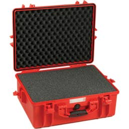 HPRC 2600 Hard case with Foam (Red)