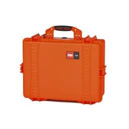 HPRC 2600 Hard case with Foam (Orange)