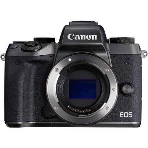 Canon EOS M5 Body  (Ex-Display)