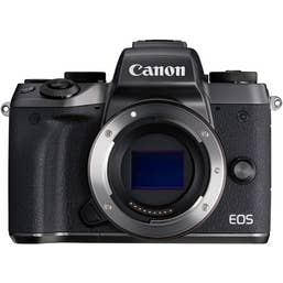 Canon EOS M5 Body  (Ex-Display)