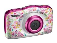 Nikon W150 Camera - Flower