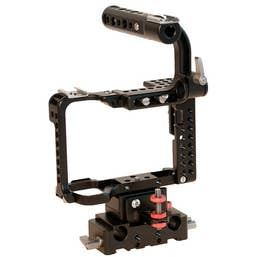 Movcam Cage Kit for Sony a7S II / a7R II /a7 II (303-2400) Black