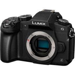 Panasonic Lumix DMC-G85 Digital Camera (Body Only)