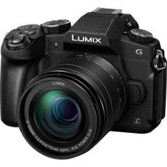 Panasonic Lumix DMC-G85 Digital Camera with 12-60mm Lens