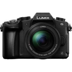Panasonic Lumix DMC-G85 Digital Camera with 12-60mm Lens