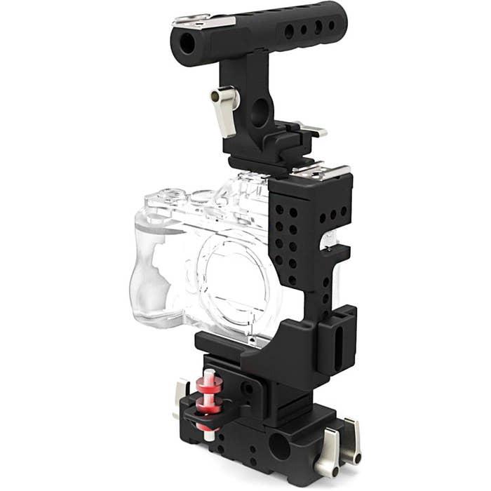 Movcam Cage Kit for Panasonic GH4 (303-2300) Black