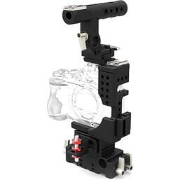 Movcam Cage Kit for Panasonic GH4 (303-2300) Black