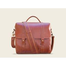 "Ryoko Madison Camera Bag - Hand Made - with finest Italian ""Full Grain Leather""."
