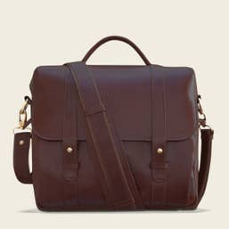 "Ryoko Parma Camera Bag - Hand Made - with finest Italian ""Full Grain"" Leather."