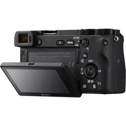 Sony Alpha a6500 Mirrorless Digital Camera (Body Only) - ILCE6500B