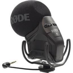 Rode Stereo VideoMic Pro Rycote (SVMPR)
