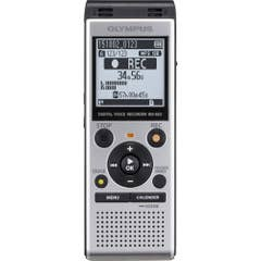 Olympus WS-852 Digital Voice Recorder (Silver)