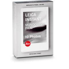 Leica Sofort Monochrom Instant Film Pack (10 Exposures)