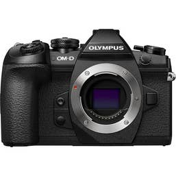 Olympus OM-D E-M1 Mark II - Black Body