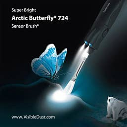 Visible Dust Arctic Butterfly 724 (Super Bright)