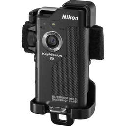 Nikon Camera Holder for KeyMission 80 Action Camera
