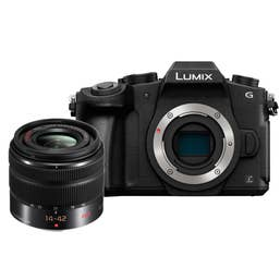 Panasonic Lumix DMC-G85 Digital Camera with 14-42mm Lens