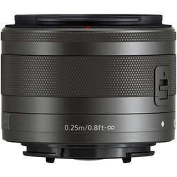 Canon EF-M 15-45mm f/3.5-6.3 IS STM Lens (no box)