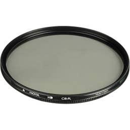 Hoya 82mm Circular Polarising HD Filter