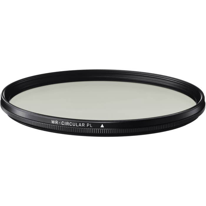 Sigma WR Circular Polarised Filter 105mm