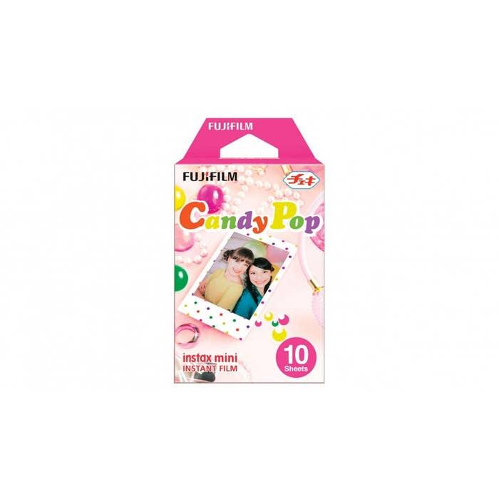 Fujifilm Instax Mini 10pcs Film - Candy Pop