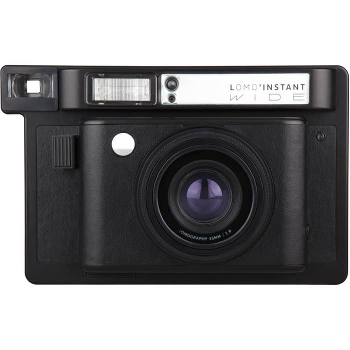 Lomography Lomo'Instant Wide Camera (Black)