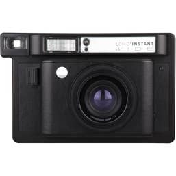 Lomography Lomo'Instant Wide Camera (Black)