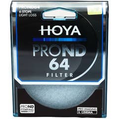 Hoya 62mm PRO ND64 Neutral Density Filter