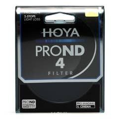 Hoya 67mm PRO ND4 Filter