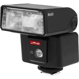 Metz mecablitz M400 Flash for Sony Cameras