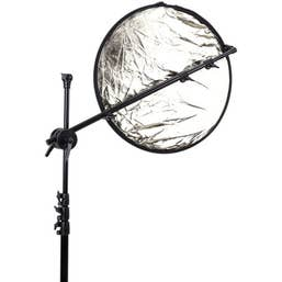 Phottix 5-in-1 Light Multi Collapsible Reflector (22 inch)