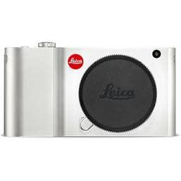 Leica TL Mirrorless Digital Camera (Silver)  18147