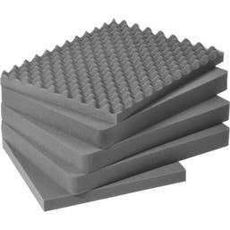 Pelican 1611 5 Piece Foam Set - for Pelican 1610 Case (Replacement)