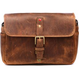 ONA Bowery (Leica Edition) Camera Bag  (Leather, Antique Cognac)