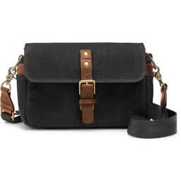 ONA Bowery (Leica Edition) Camera Bag (Canvas, Black)