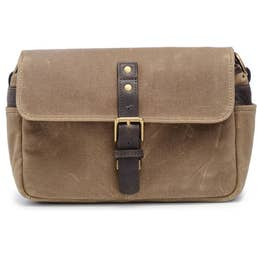 ONA Bowery (Leica Edition) Camera Bag (Canvas, Field Tan)