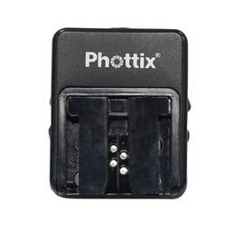 Phottix Hot Shoe Adapter (Minolta to ISO)