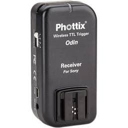 Phottix Odin Wireless TTL Receiver for Sony/Minolta