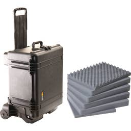 1620MB Case and Mobility Kit Pelican with Foam