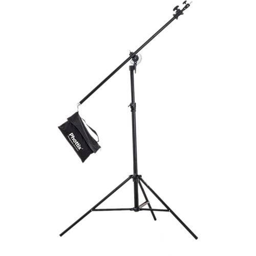Phottix Saldo 395 Studio Boom Light Stand with Sandbag