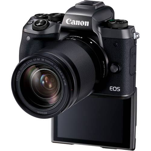 Canon EOS M5 EF-M 18-150mm IS STM Kit