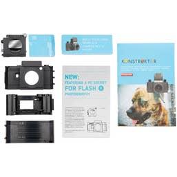 Lomography Konstruktor F Do-It-Yourself 35mm Film SLR Camera